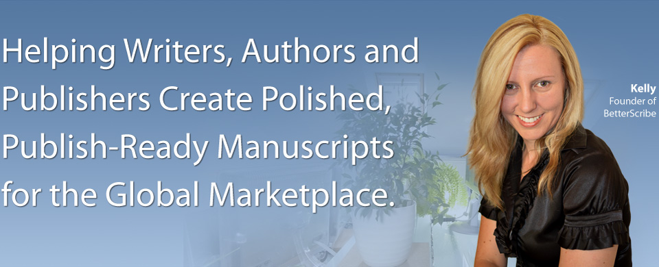 Better Scribe Manuscript Editing Services