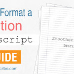 How to Format a Novel Manuscript