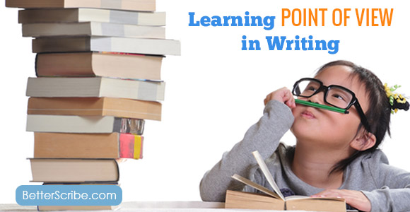 point of view in writing Types of point of view objective point of view with the objective point of view,  the writer tells what happens without stating more than can be inferred from the.